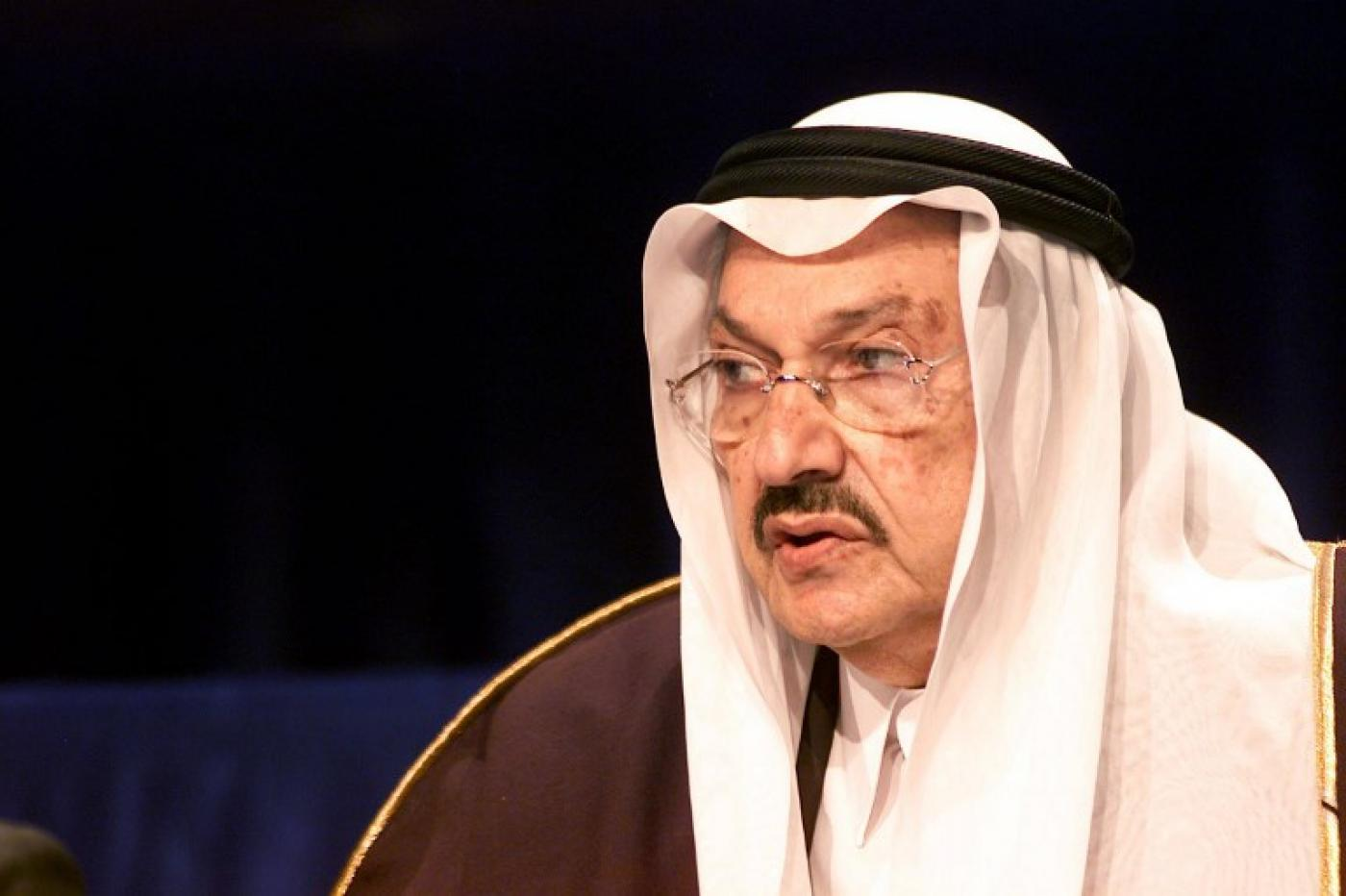 EXCLUSIVE: Senior Saudi royal on hunger strike over purge