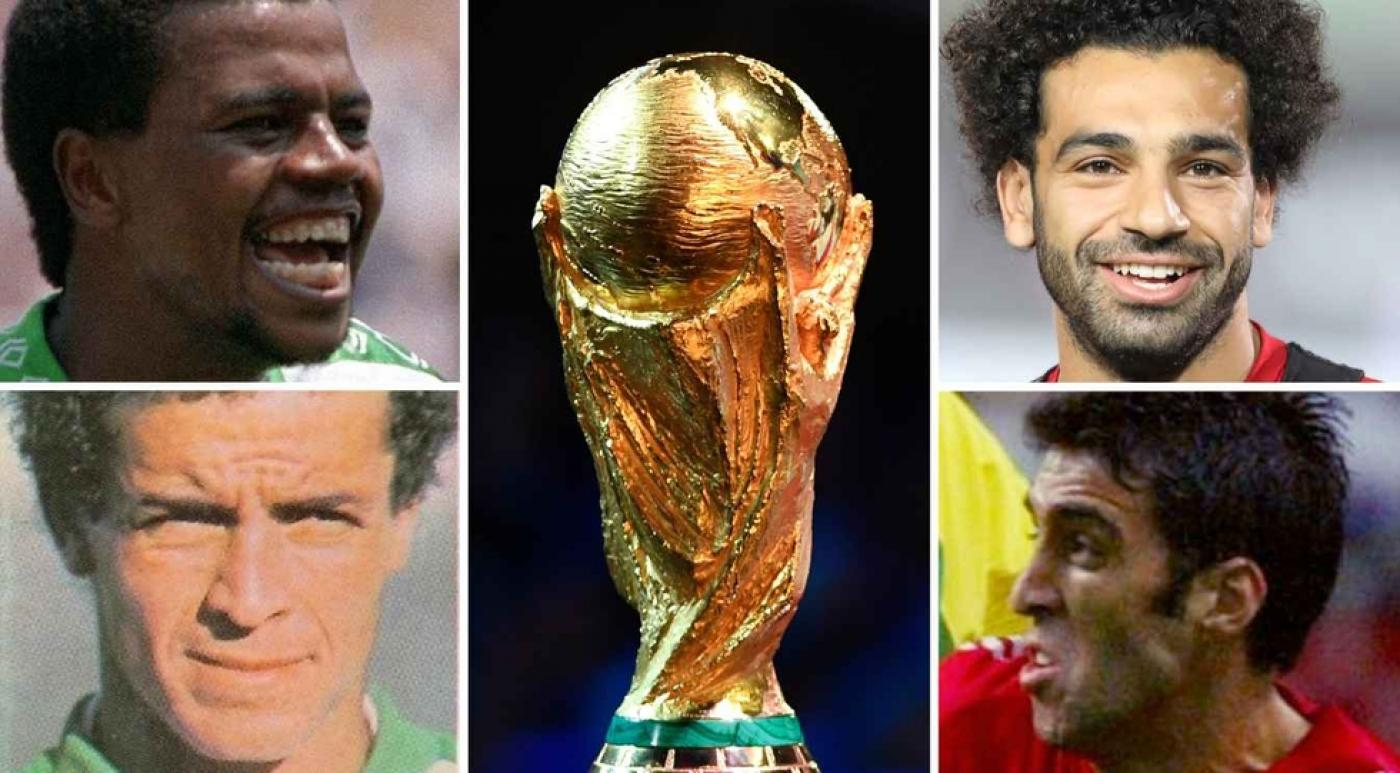 d603d658d The Middle East and the World Cup  15 moments which defined football ...