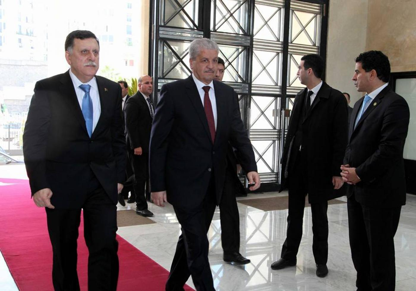 Algeria emerges as quiet mediator in quest for peace in Libya ...