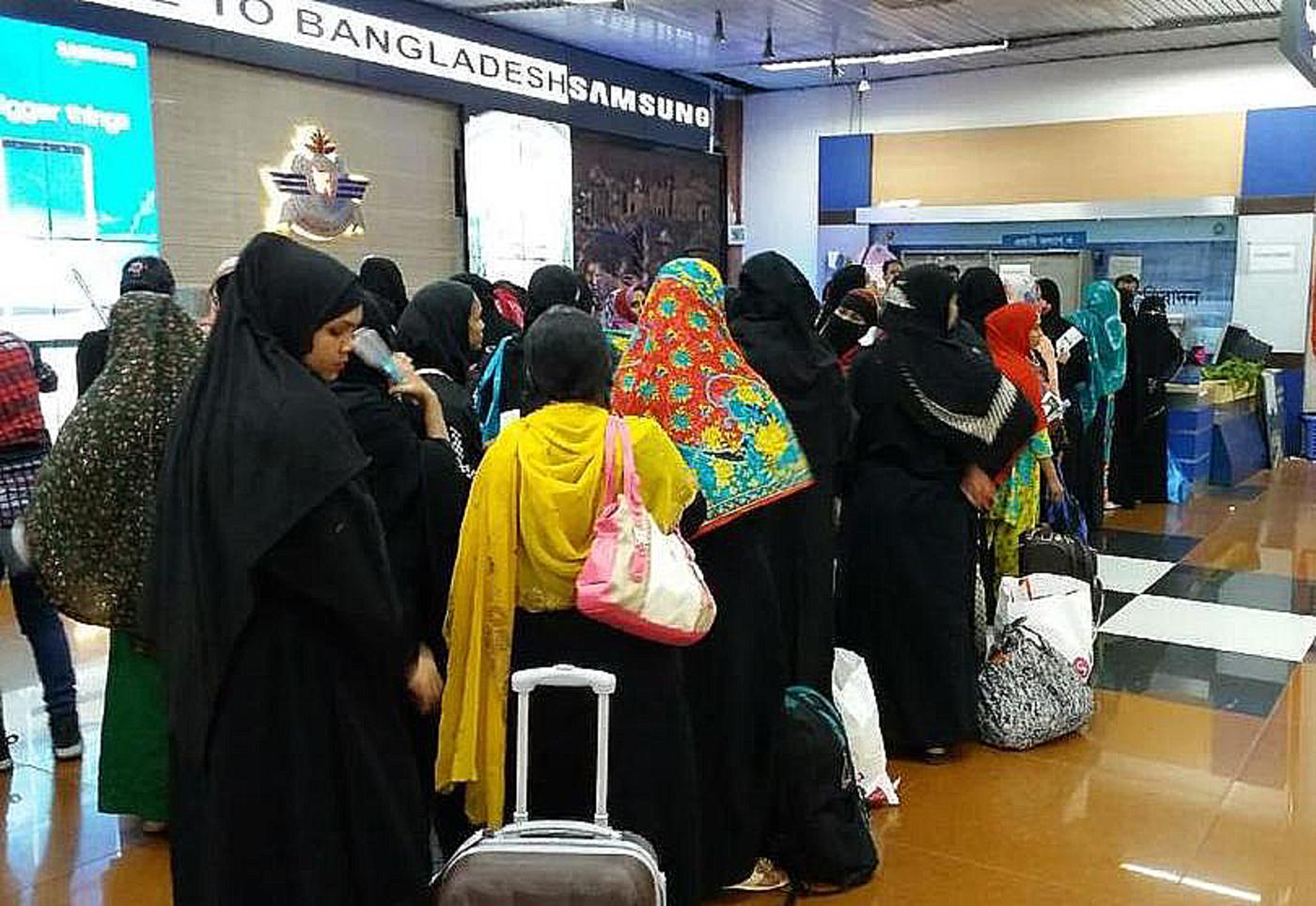 Saudi sex abuse: Scores of Bangladeshi women escape to