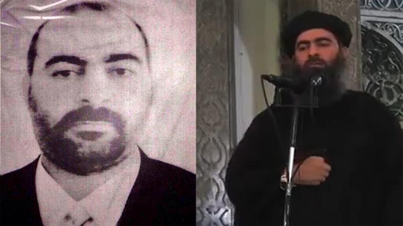 What did Abu Bakr al-Baghdadi say?   Middle East Eye