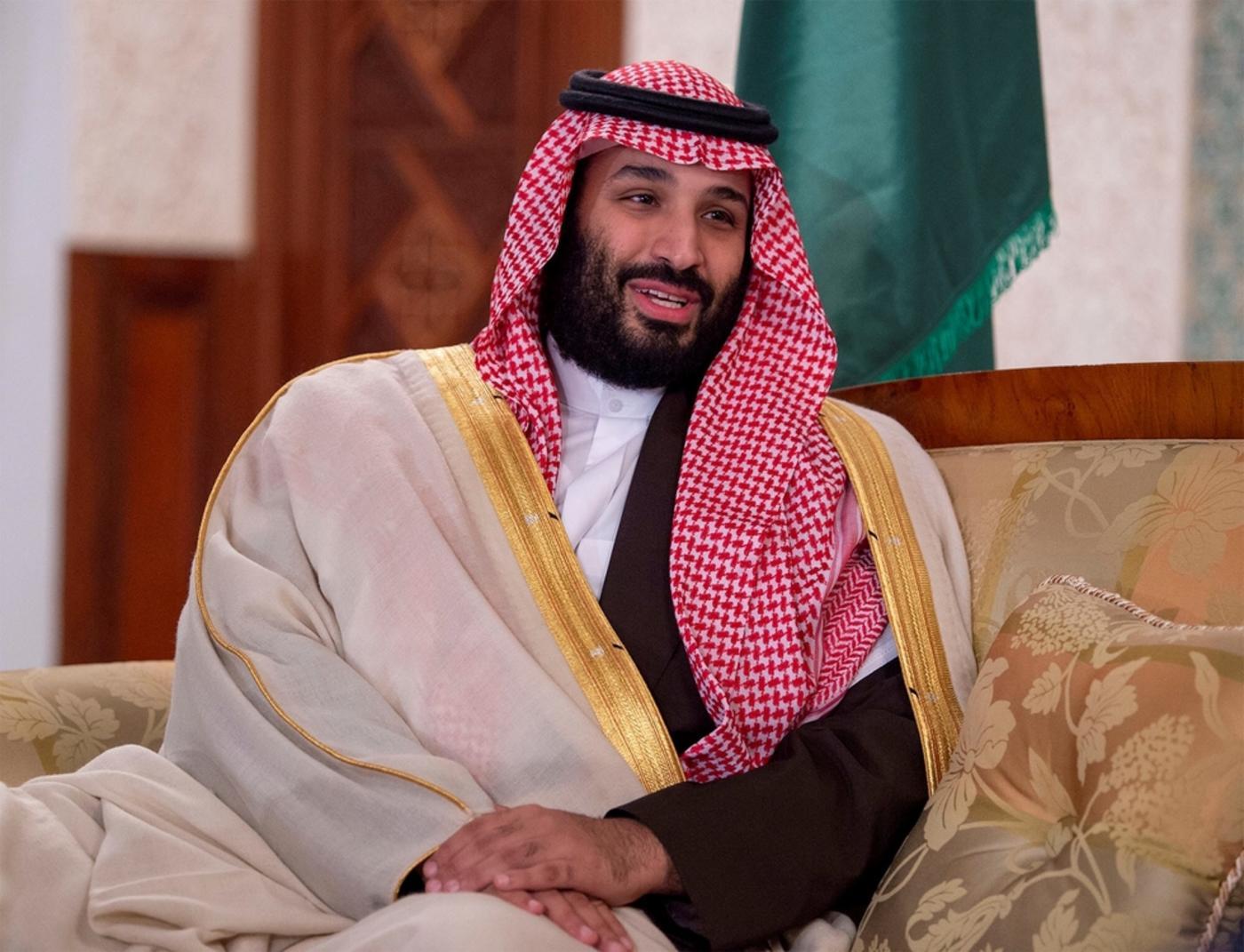 Resultado de imagen de Mohammad bin Salman (MbS)