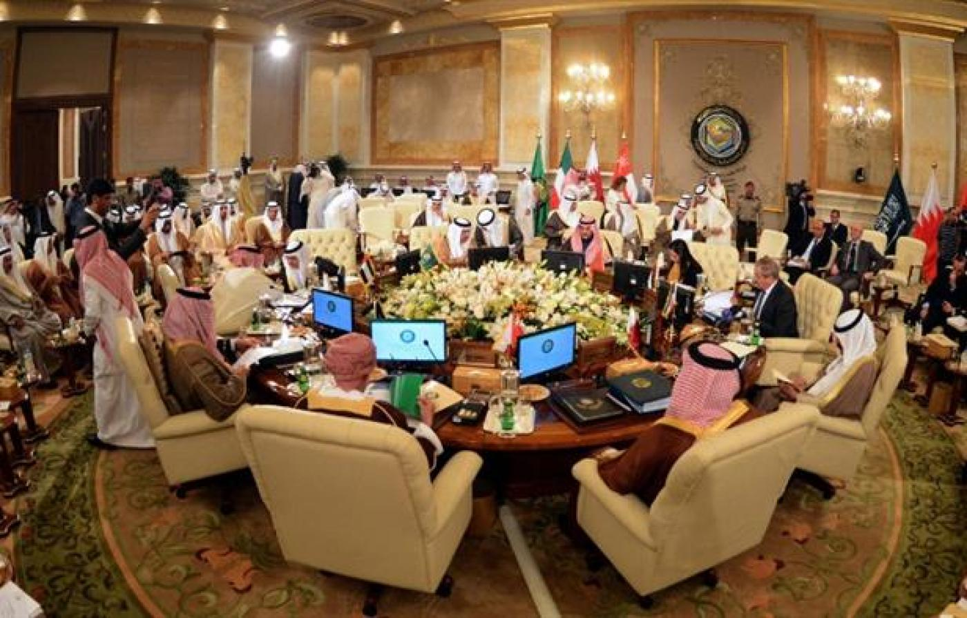 Gulf States meet to discuss GCC rift | Middle East Eye