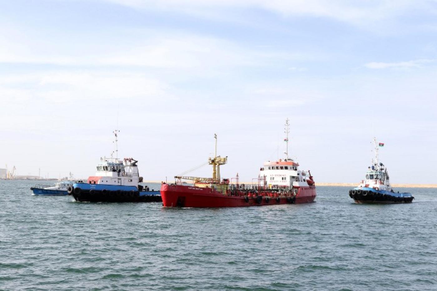 Libyan oil tanker left stranded in Med after UN blocks 'illicit