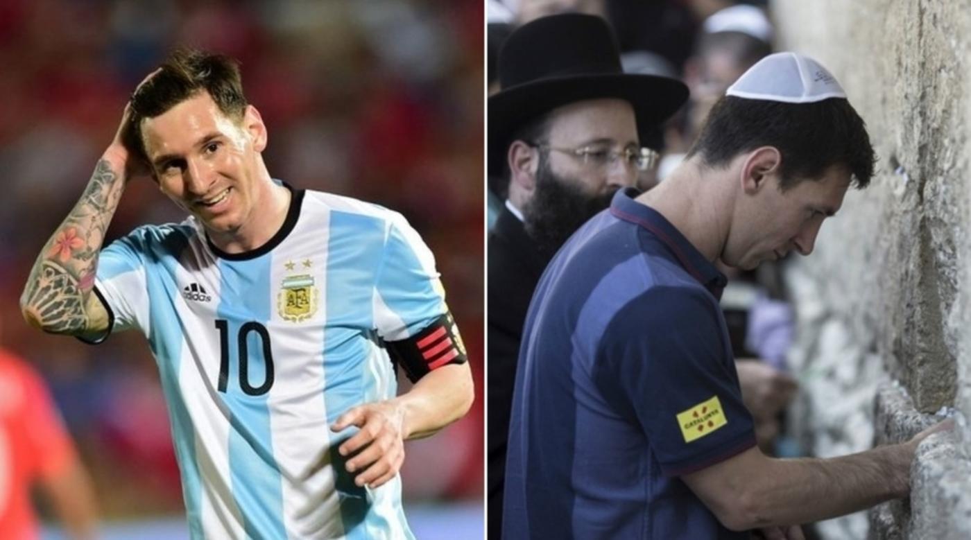 Red Card For Israel Messi S Argentina Cancel Jerusalem Friendly Middle East Eye