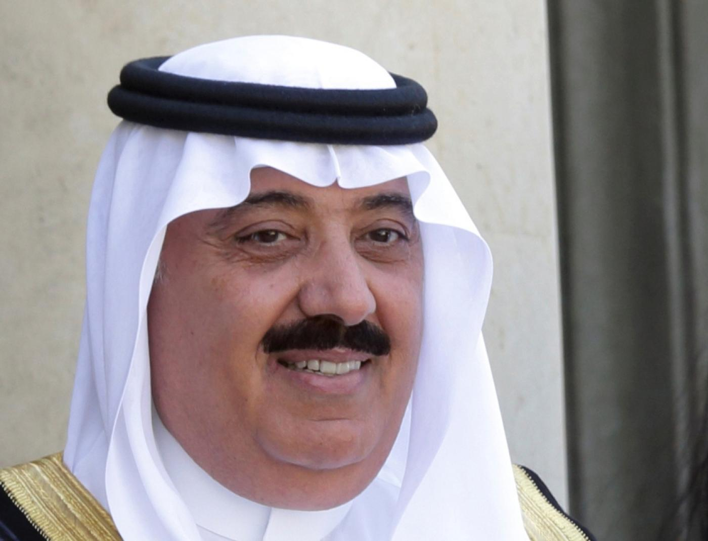 EXCLUSIVE Saudi Torture Victims Include Former Kings Son
