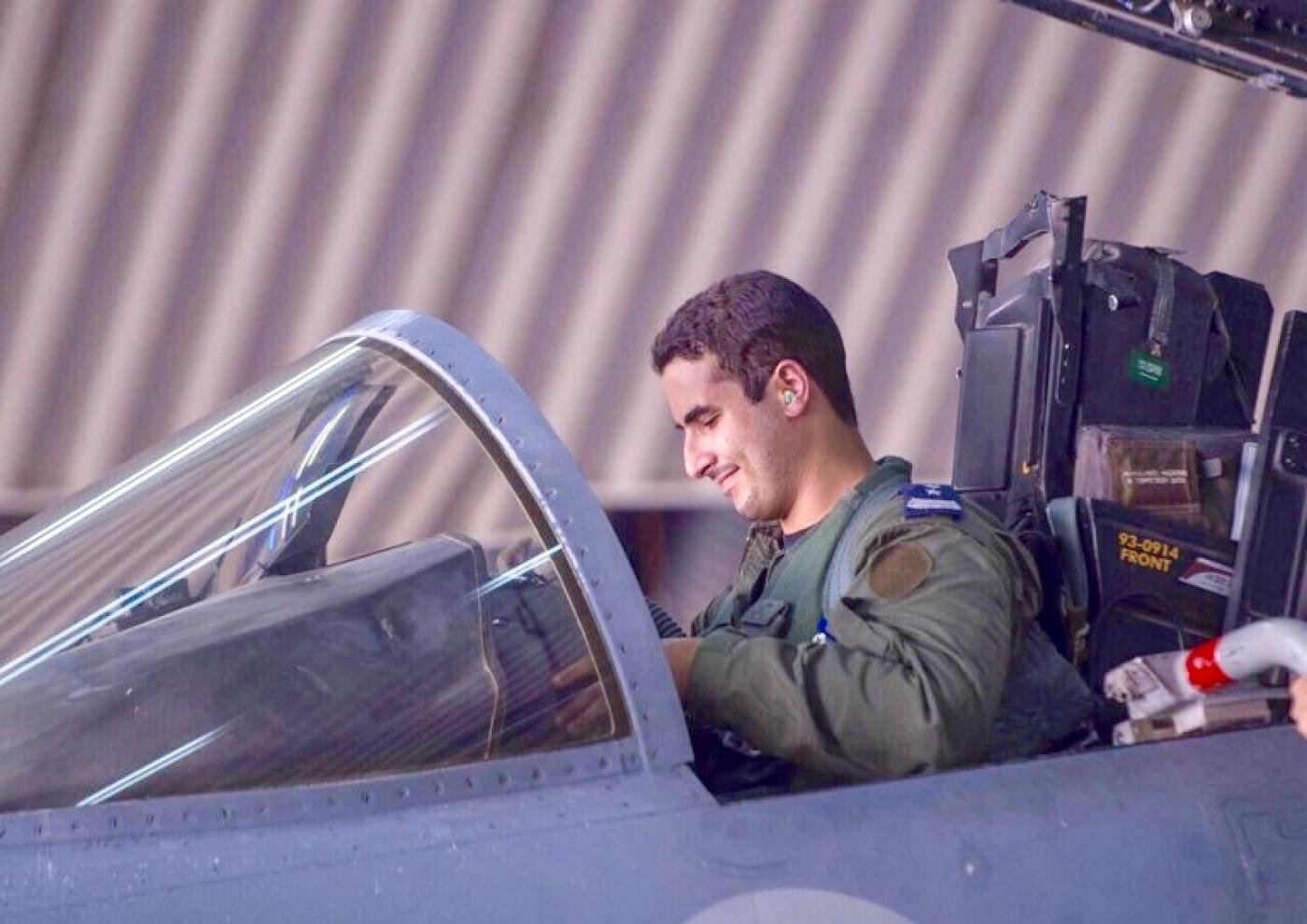 Saudi air force pilot, son of King Salman, appointed envoy to US