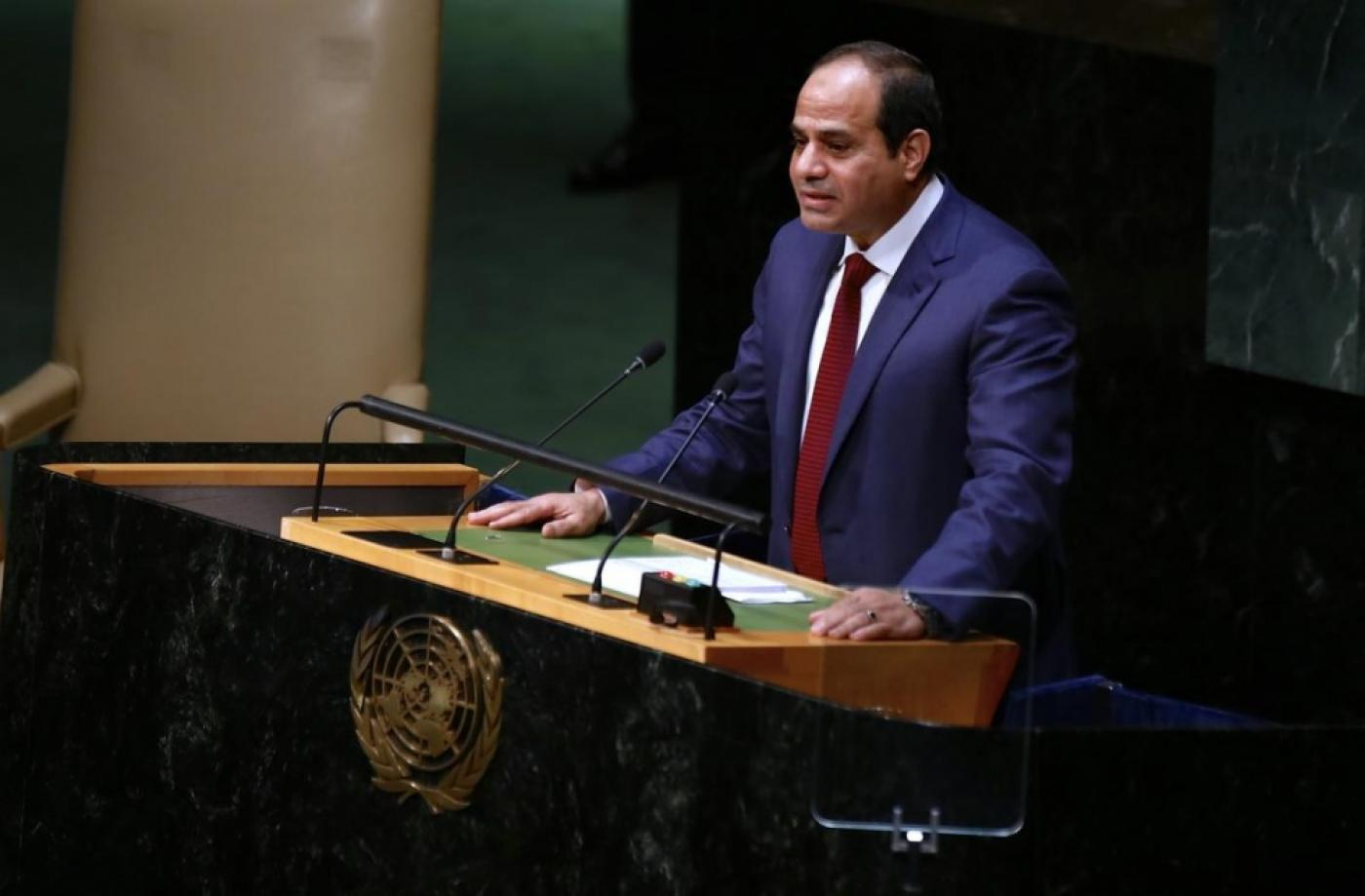Egyptian draft law set to criminalise the activities of NGOs