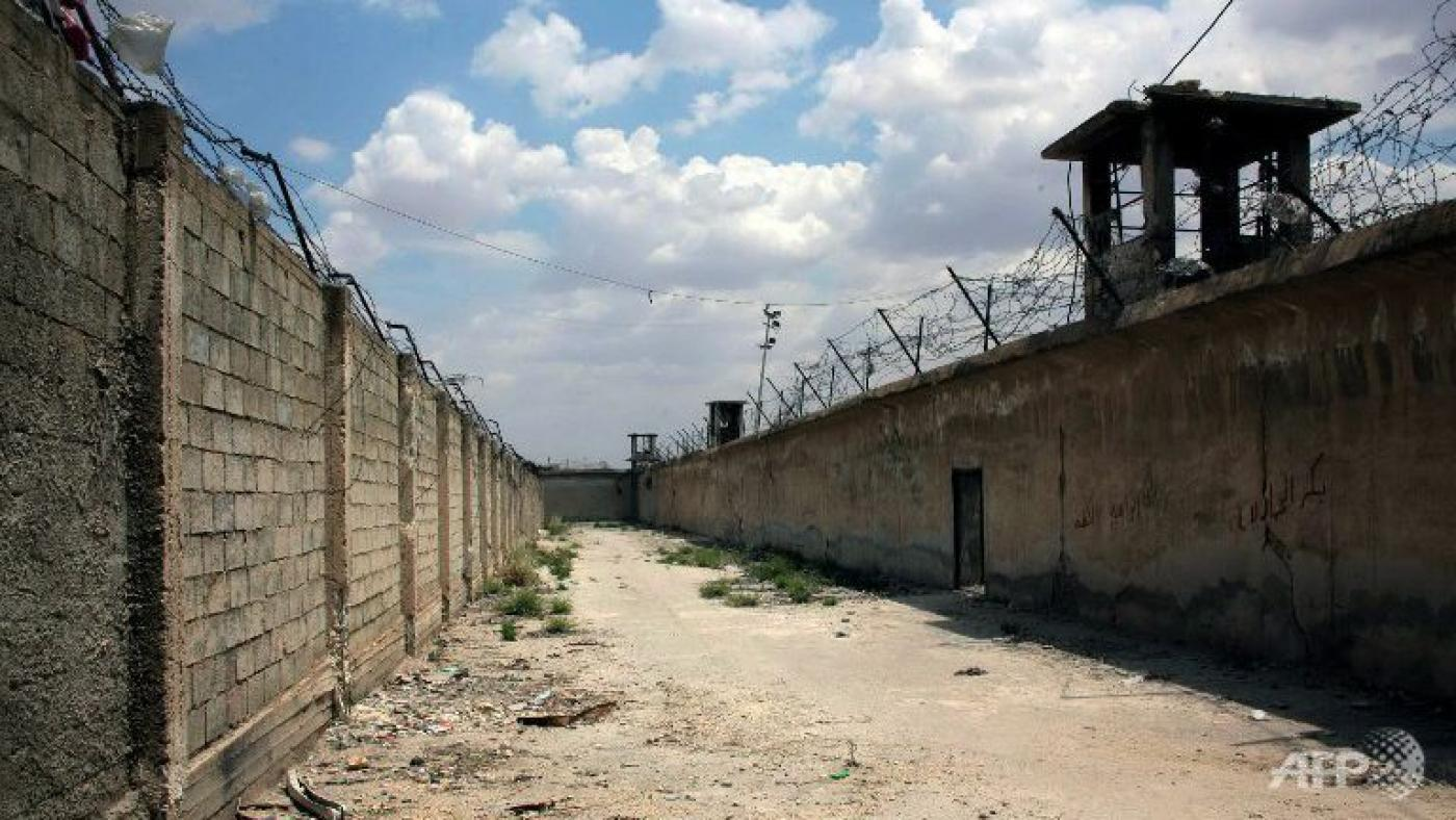 Syrian prison erupts in rioting over planned executions   Middle East Eye  édition française