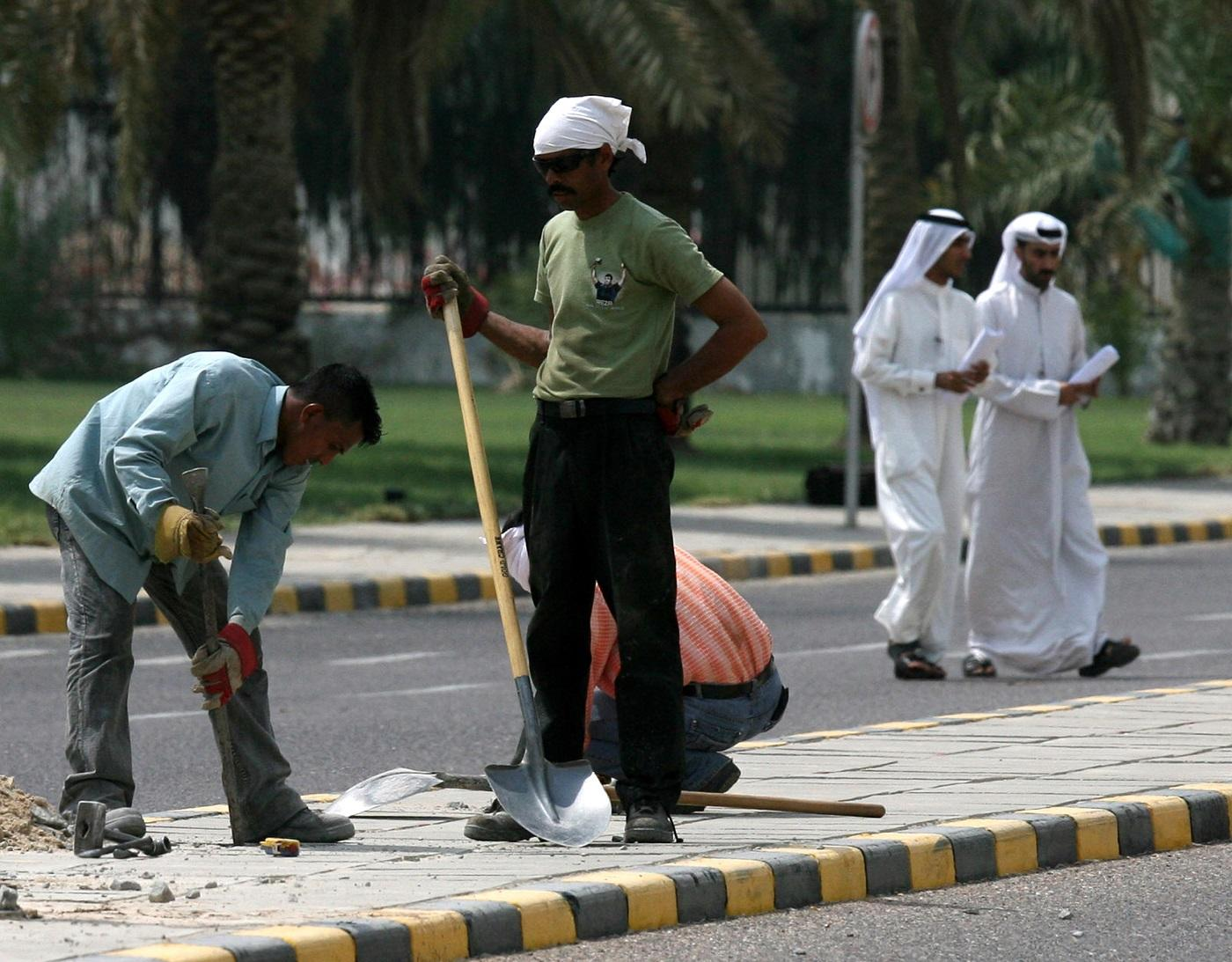 kuwait migrant worker