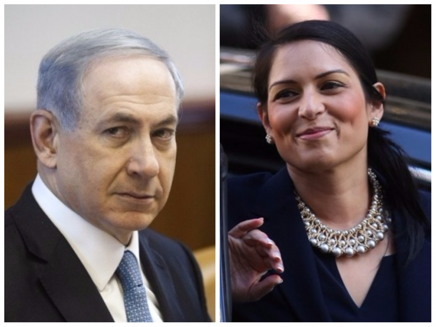 Priti Patel Called For Uk To Give Aid Israeli Army After Visit Israel