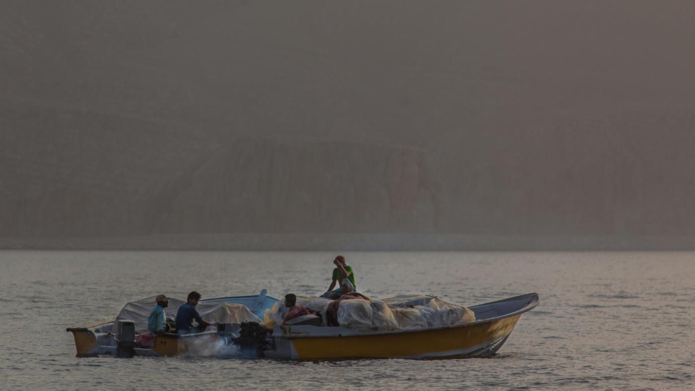 Iranian smugglers