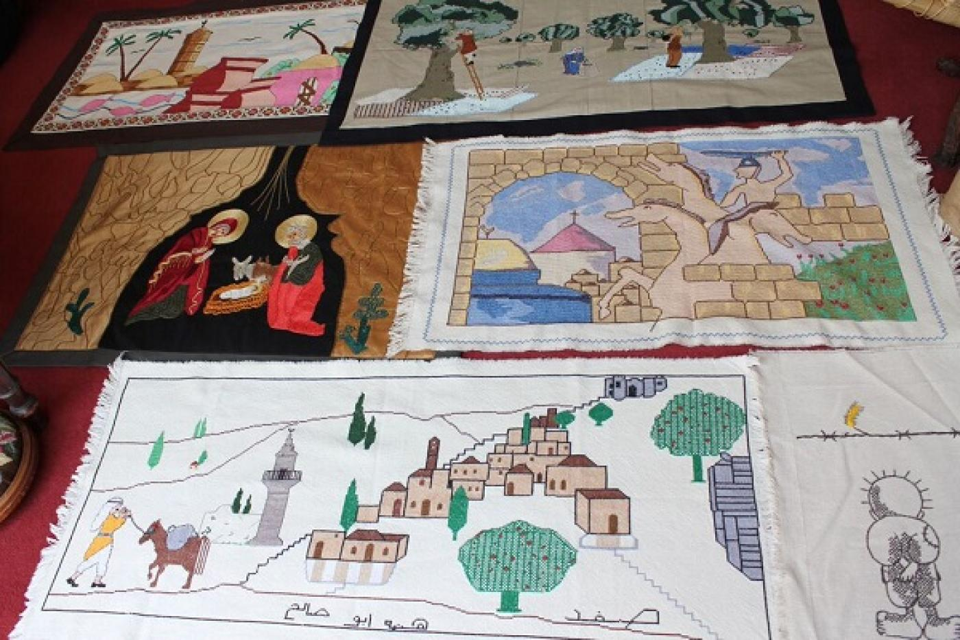 The History Tapestry Project: Narrating the story of