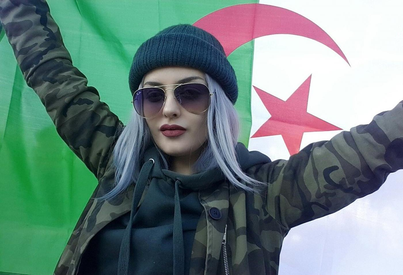 We are the flood': The Algerian artists voicing the protest movement