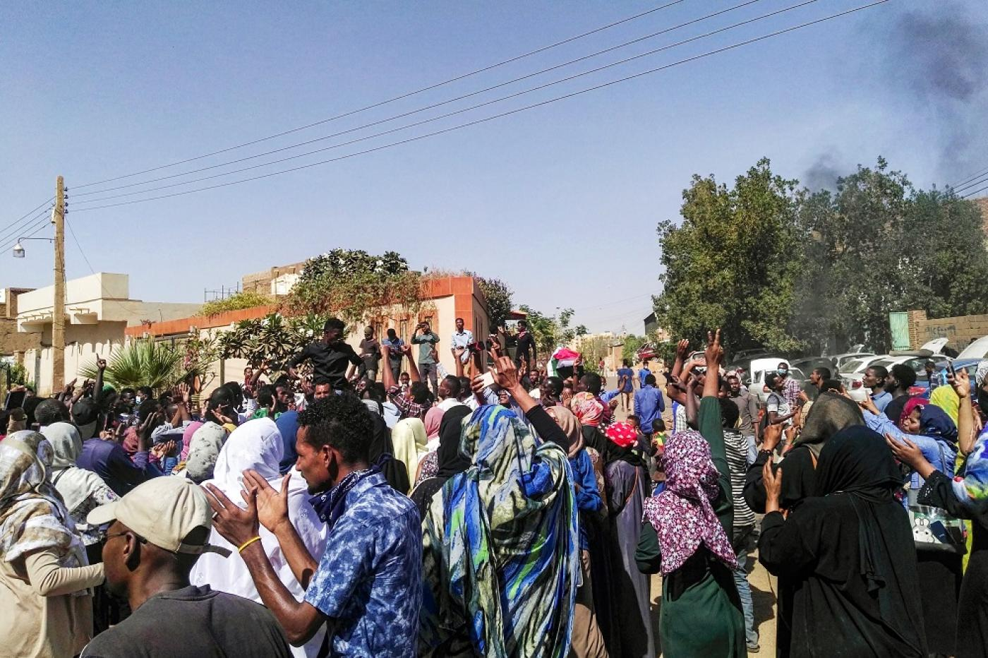 Omdurman protests