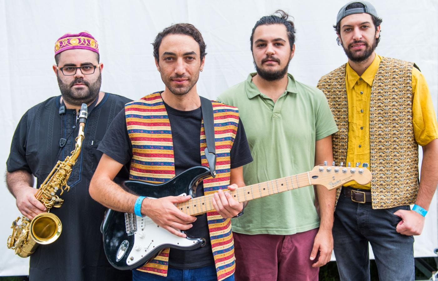 Straight out of Golan: The roots rockers bringing Arab