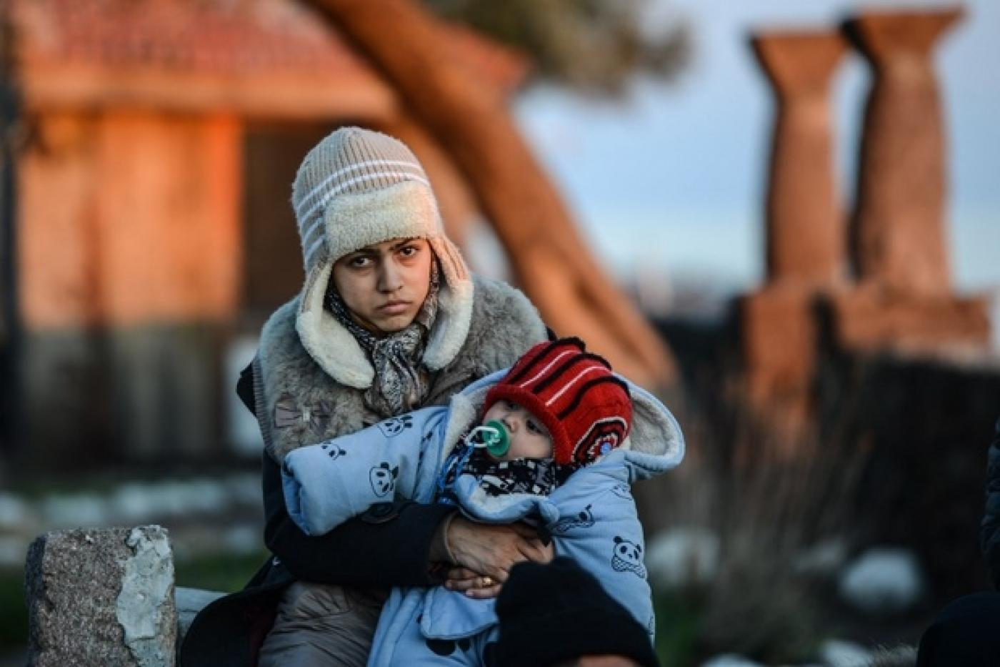The Syrian smuggler and the refugee: Bullets, beatings and