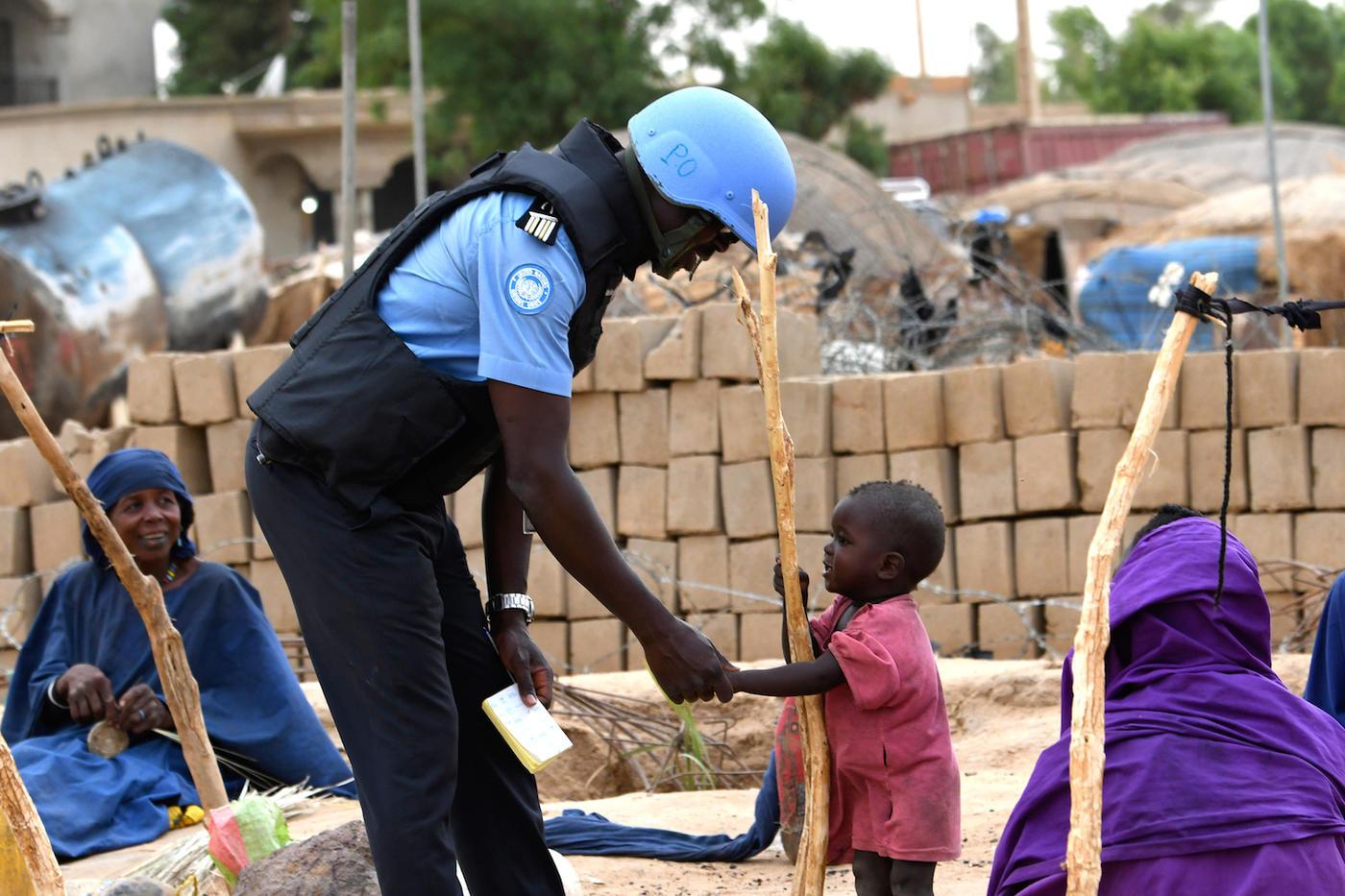 UN in Mali