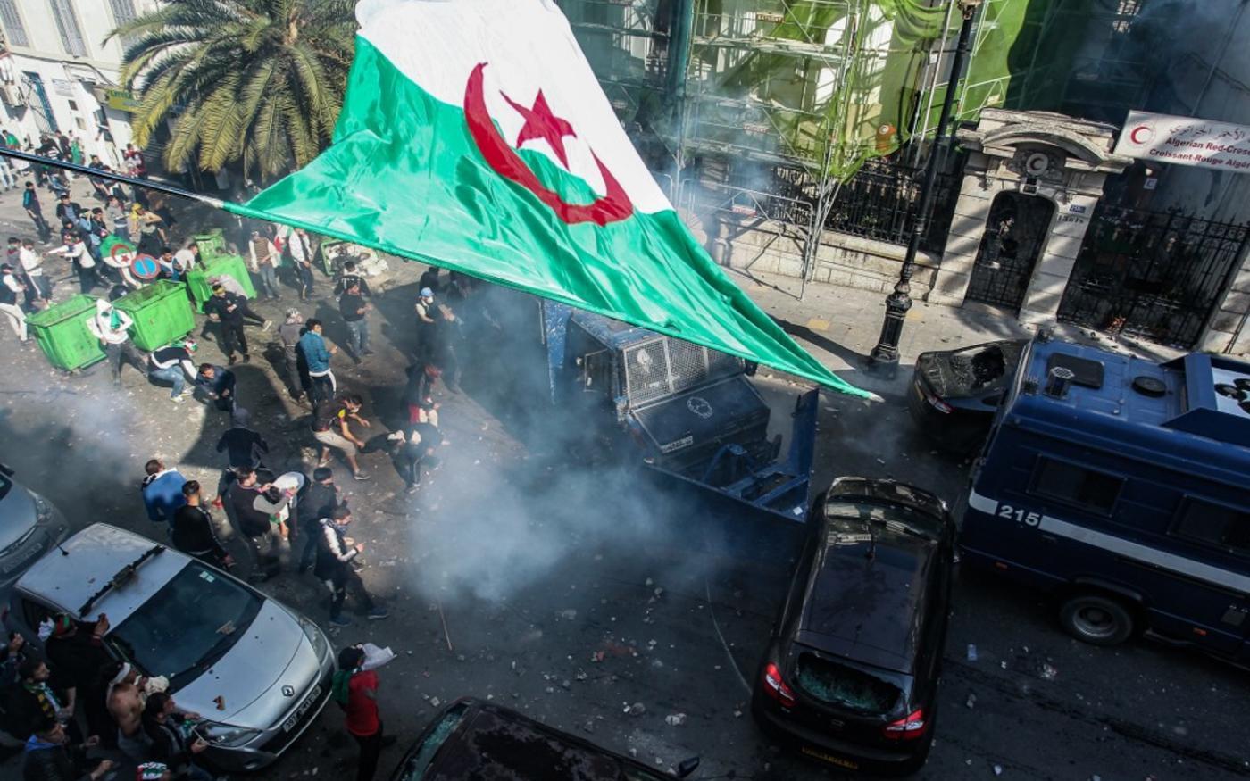Detenus Du Hirak En Algerie Le Bagne Vu Du Ciel Middle East Eye Edition Francaise