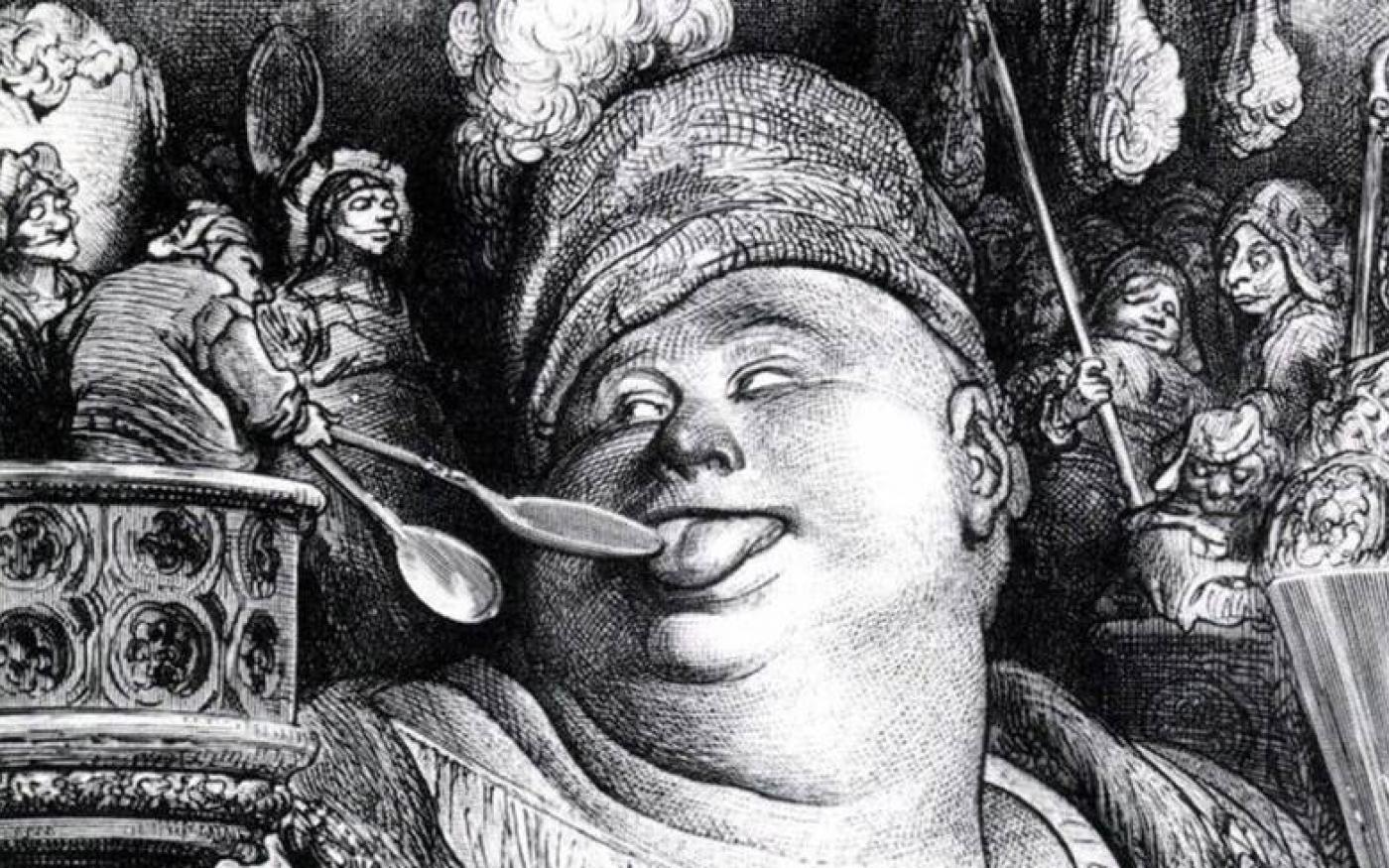 Dès 1532, Rabelais parle du « coscosson » dans son roman Pantagruel (Facebook)
