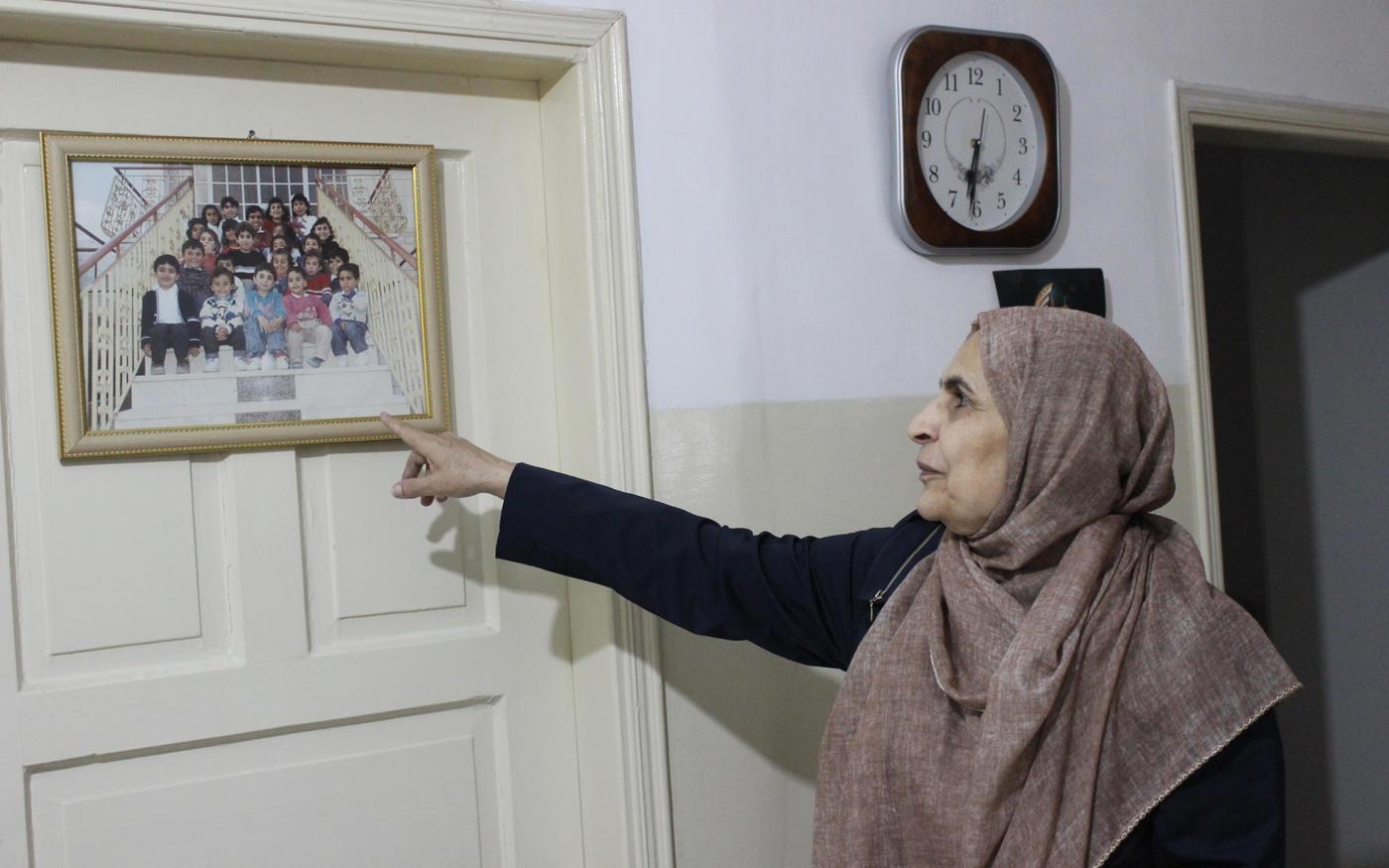 «J'ai donné naissance à tous mes fils et à toutes mes filles ici, mes petits-enfants sont également nés ici», confie Salwa (MEE/Aseel al-Jundi)
