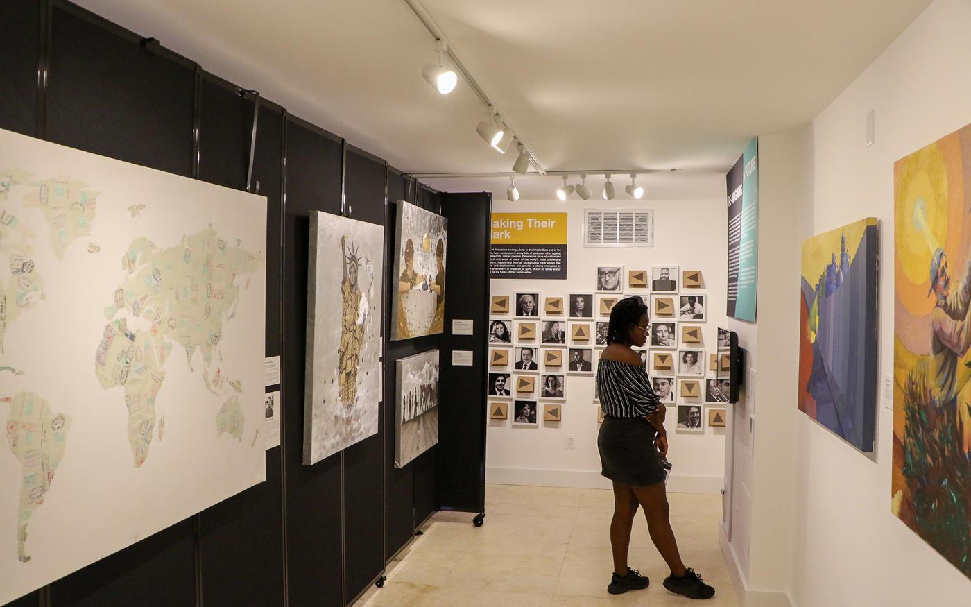 Palestine museum DC (MEE)