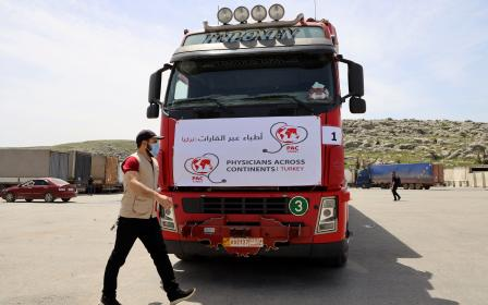 Covid-19: Northeast Syria running out of testing kits, IRC ...