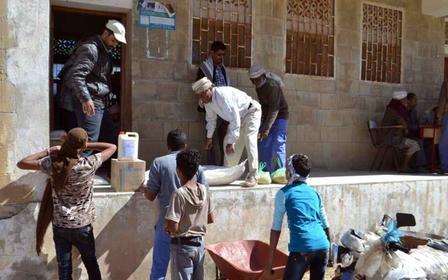 Yemenis in Sanaa panic over WFP's threat to suspend aid