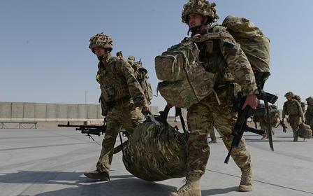 REVEALED: Britain and Jordan's secret war in Libya   Middle East Eye