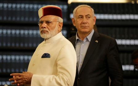 Economics not politics': How India built its relations with Israel