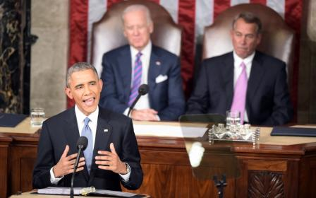 Obama's State of the Union address: the way we were | Middle