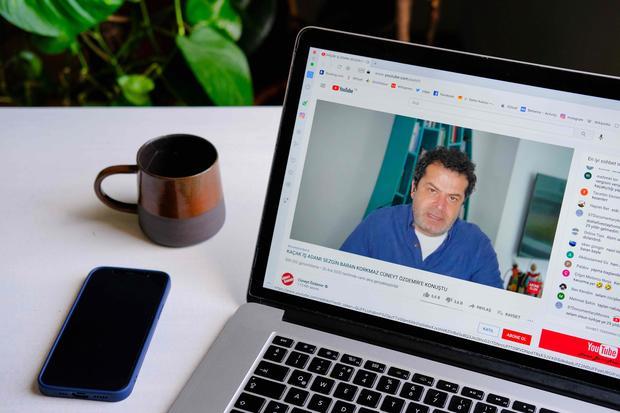 Türk gazeteci Konet Özdemir