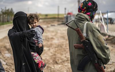 HRW Kanada'yı İslam Devleti şüphelilerini ve akrabalarını Suriye'den eve getirmeye çağırıyor 3