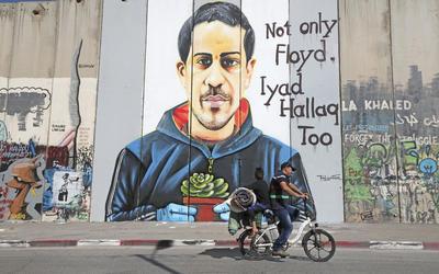 Filistinli adam Batı Şeria'daki İsrail güçleri tarafından öldürüldü 2