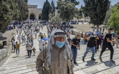 BAE-İsrail anlaşması Kudüs'e nasıl bir 'oldu bitti' empoze etmeye çalışıyor 3