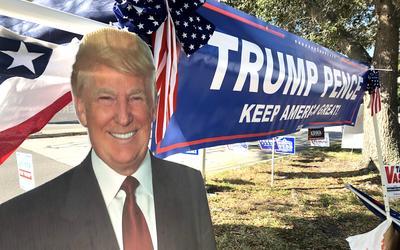 ABD seçimleri 2020: Trump, olası kayıplara rağmen tabanını genişletiyor 14
