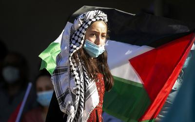Arap aktivistlere verdiği demeçte, Biden BM'nin İsrail'i 'seçmeye' karşı çıkacak 3
