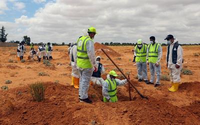 BM, kaynak yetersizliği nedeniyle Libya'da hak soruşturmasını erteledi 2