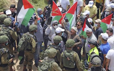 'Değişiklik talep ediyoruz': ABD Filistinlileri adaylar için ilkeler listesi yayınladı 2