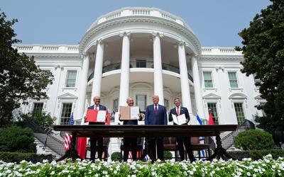 ABD'li yetkili, başka bir Arap devletinin İsrail ile bağlarını 'iki gün içinde' ilan edeceğini söyledi 2