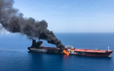 Suudiler, üç İranlı tekneyi sularını terk etmeye zorladıklarını söylediler 2