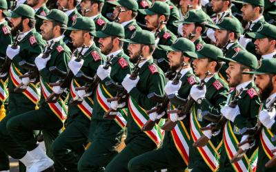 US blacklisting of Iran's Revolutionary Guards comes into