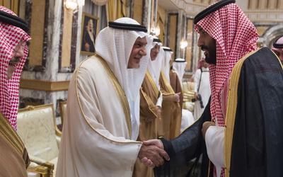 Suudi sosyal medya kampanyası olası iddianameden önce veliaht prens'i hedef aldı 2