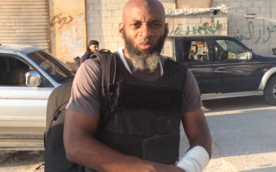 Tauqir Sharif: Tutuklanan yardım görevlisi HTŞ'nin işkencesini anlatıyor 2