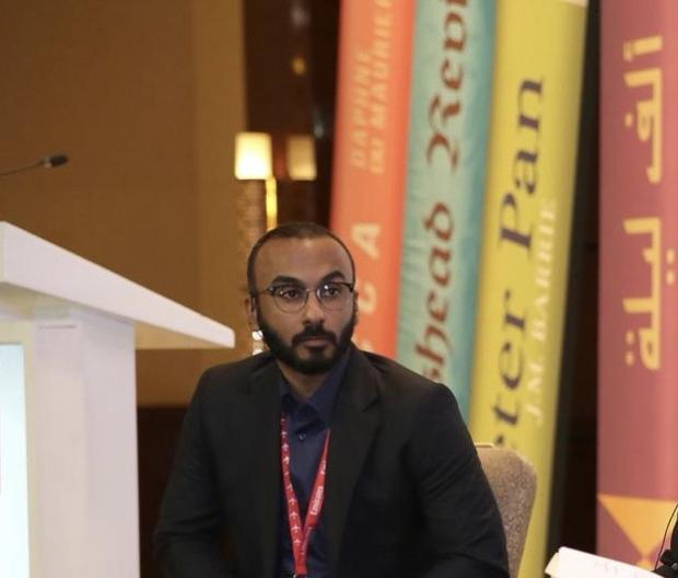 Aziz Mohamed's debut novel was shortlisted for the IPAF in 2018 (Hoopoe Press)