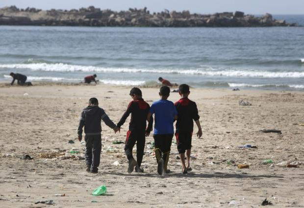 Gaza's children deserve to be rescued like the boys in Thailand