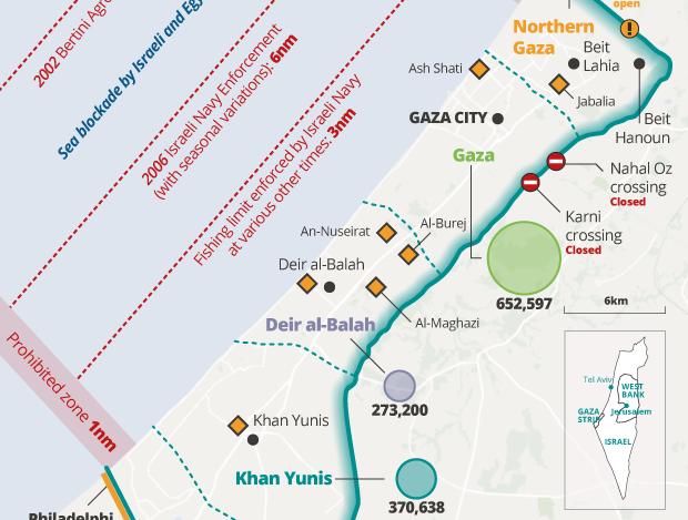 Israel concluding work on Gaza Strip sea barrier