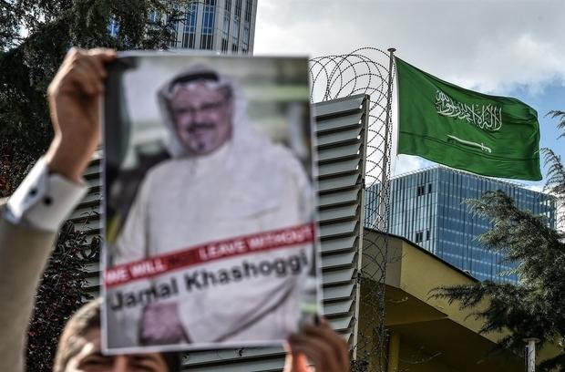 I shook Jamal Khashoggi's hand. Days later he was murdered