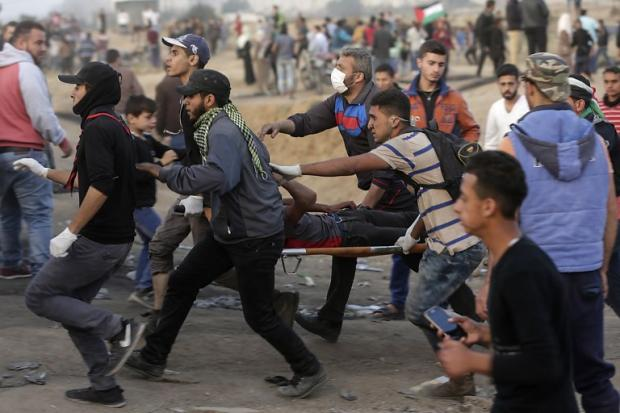Where is Israel's outrage at the appalling massacre in Gaza?