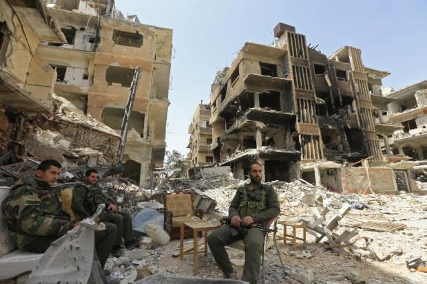 Syria in the new era of gunboat diplomacy